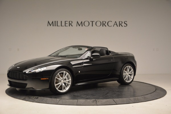 New 2016 Aston Martin V8 Vantage Roadster for sale Sold at Alfa Romeo of Greenwich in Greenwich CT 06830 2