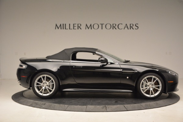 New 2016 Aston Martin V8 Vantage Roadster for sale Sold at Alfa Romeo of Greenwich in Greenwich CT 06830 21