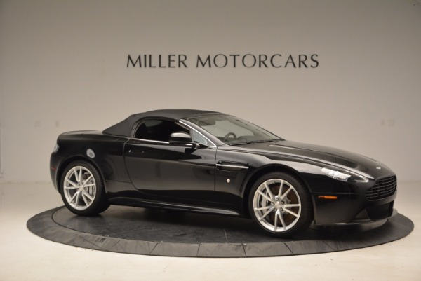New 2016 Aston Martin V8 Vantage Roadster for sale Sold at Alfa Romeo of Greenwich in Greenwich CT 06830 22