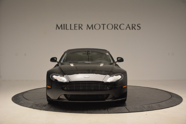 New 2016 Aston Martin V8 Vantage Roadster for sale Sold at Alfa Romeo of Greenwich in Greenwich CT 06830 24