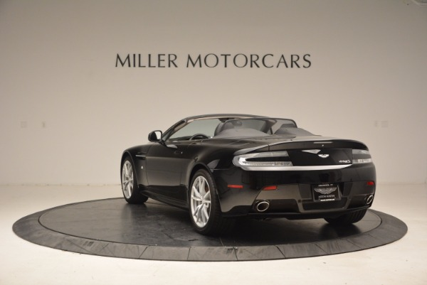 New 2016 Aston Martin V8 Vantage Roadster for sale Sold at Alfa Romeo of Greenwich in Greenwich CT 06830 5