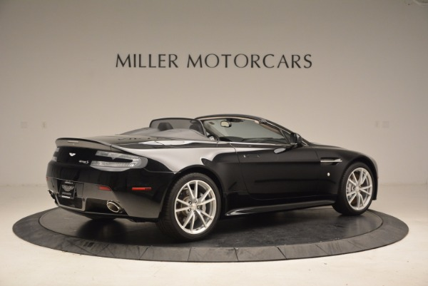 New 2016 Aston Martin V8 Vantage Roadster for sale Sold at Alfa Romeo of Greenwich in Greenwich CT 06830 8