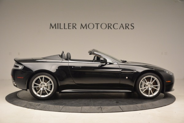 New 2016 Aston Martin V8 Vantage Roadster for sale Sold at Alfa Romeo of Greenwich in Greenwich CT 06830 9