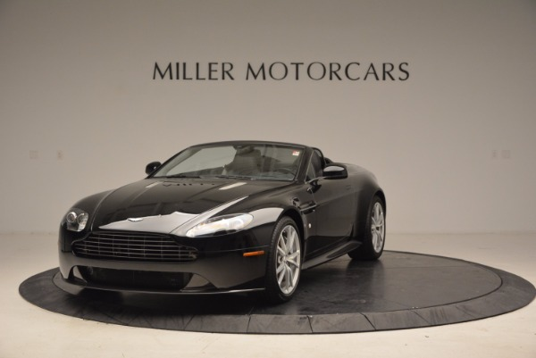 New 2016 Aston Martin V8 Vantage Roadster for sale Sold at Alfa Romeo of Greenwich in Greenwich CT 06830 1