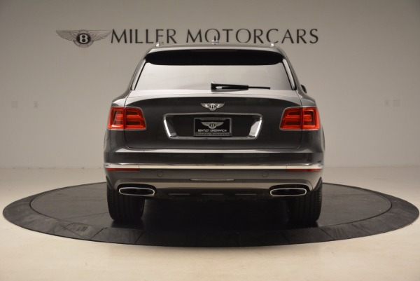 New 2018 Bentley Bentayga Signature for sale Sold at Alfa Romeo of Greenwich in Greenwich CT 06830 6