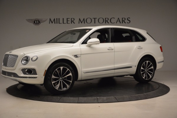 Used 2018 Bentley Bentayga Onyx for sale Call for price at Alfa Romeo of Greenwich in Greenwich CT 06830 2
