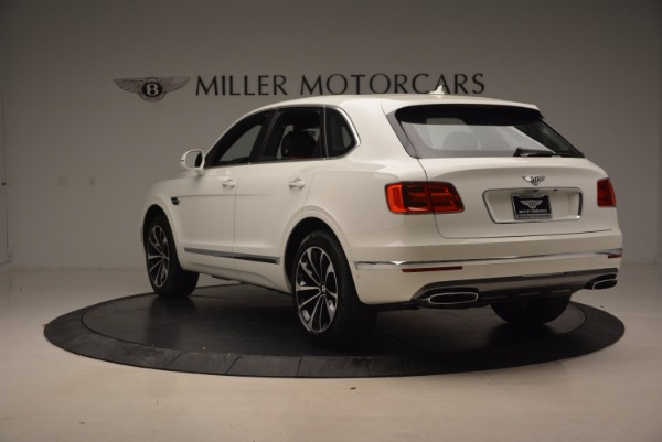 New 2018 Bentley Bentayga Onyx for sale Sold at Alfa Romeo of Greenwich in Greenwich CT 06830 5
