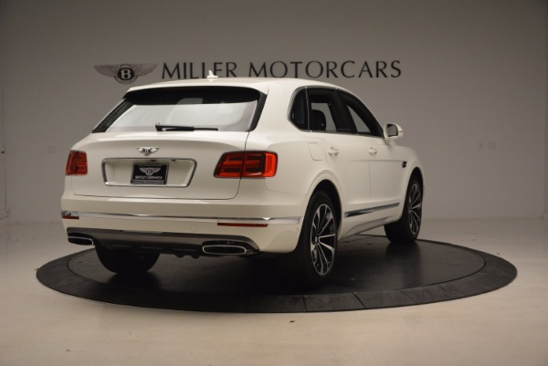 Used 2018 Bentley Bentayga Onyx for sale Call for price at Alfa Romeo of Greenwich in Greenwich CT 06830 7