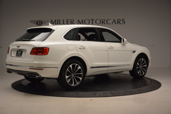 Used 2018 Bentley Bentayga Onyx for sale Call for price at Alfa Romeo of Greenwich in Greenwich CT 06830 8