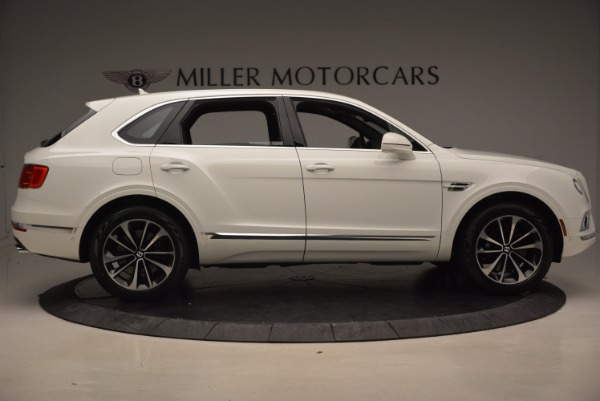 Used 2018 Bentley Bentayga Onyx for sale Call for price at Alfa Romeo of Greenwich in Greenwich CT 06830 9