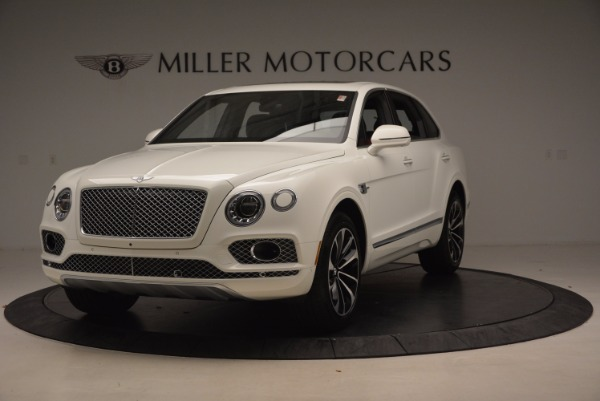 New 2018 Bentley Bentayga Onyx for sale Sold at Alfa Romeo of Greenwich in Greenwich CT 06830 1