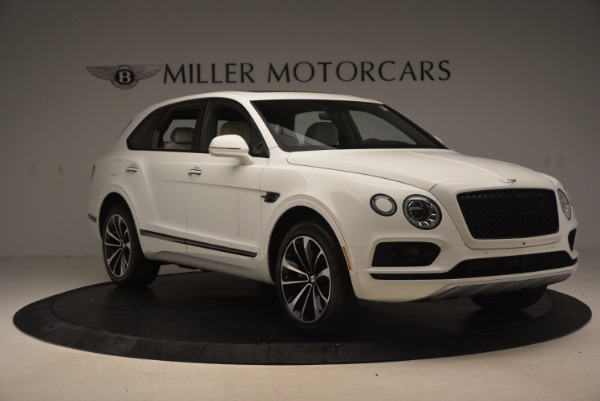 Used 2018 Bentley Bentayga Onyx for sale Sold at Alfa Romeo of Greenwich in Greenwich CT 06830 11