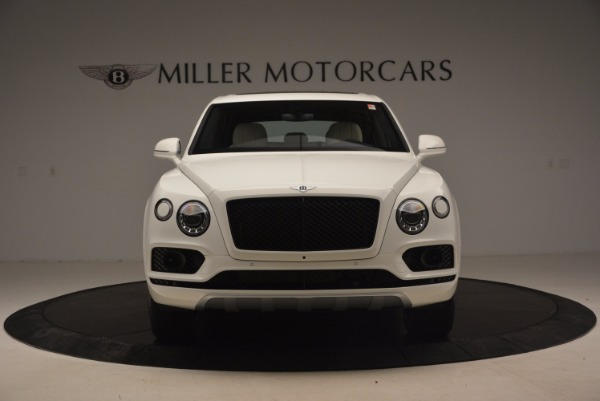 Used 2018 Bentley Bentayga Onyx for sale Sold at Alfa Romeo of Greenwich in Greenwich CT 06830 12