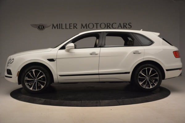 Used 2018 Bentley Bentayga Onyx for sale Sold at Alfa Romeo of Greenwich in Greenwich CT 06830 3