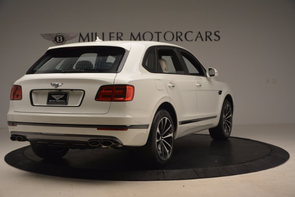 Used 2018 Bentley Bentayga Onyx for sale Sold at Alfa Romeo of Greenwich in Greenwich CT 06830 7