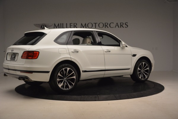 Used 2018 Bentley Bentayga Onyx for sale Sold at Alfa Romeo of Greenwich in Greenwich CT 06830 8