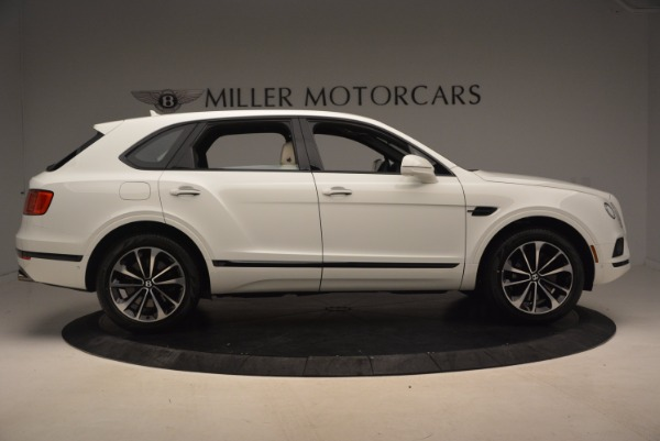 Used 2018 Bentley Bentayga Onyx for sale Sold at Alfa Romeo of Greenwich in Greenwich CT 06830 9
