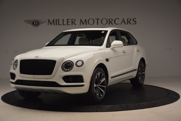 Used 2018 Bentley Bentayga Onyx for sale Sold at Alfa Romeo of Greenwich in Greenwich CT 06830 1