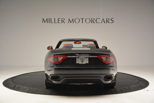 New 2016 Maserati GranTurismo Convertible Sport for sale Sold at Alfa Romeo of Greenwich in Greenwich CT 06830 11