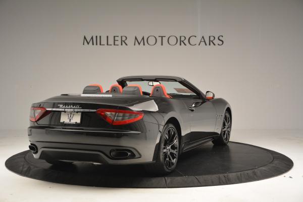 New 2016 Maserati GranTurismo Convertible Sport for sale Sold at Alfa Romeo of Greenwich in Greenwich CT 06830 13