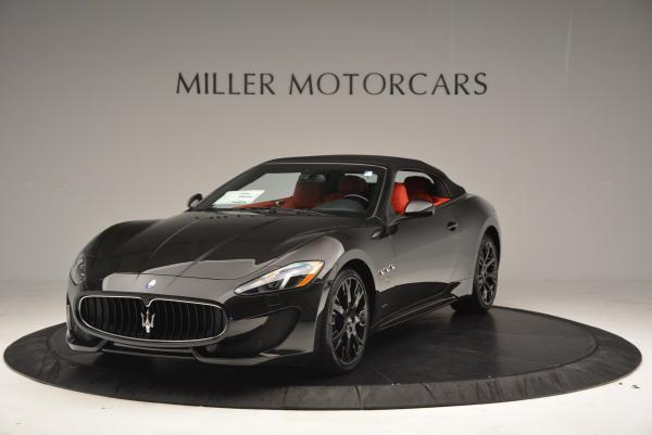 New 2016 Maserati GranTurismo Convertible Sport for sale Sold at Alfa Romeo of Greenwich in Greenwich CT 06830 2