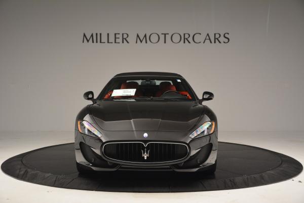 New 2016 Maserati GranTurismo Convertible Sport for sale Sold at Alfa Romeo of Greenwich in Greenwich CT 06830 24