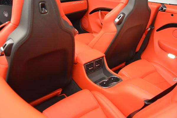 New 2016 Maserati GranTurismo Convertible Sport for sale Sold at Alfa Romeo of Greenwich in Greenwich CT 06830 28