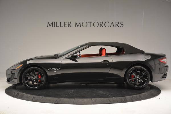 New 2016 Maserati GranTurismo Convertible Sport for sale Sold at Alfa Romeo of Greenwich in Greenwich CT 06830 6
