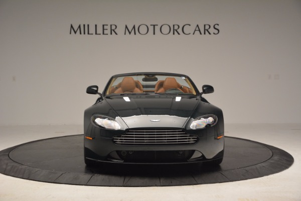 Used 2016 Aston Martin V8 Vantage S Roadster for sale Sold at Alfa Romeo of Greenwich in Greenwich CT 06830 12