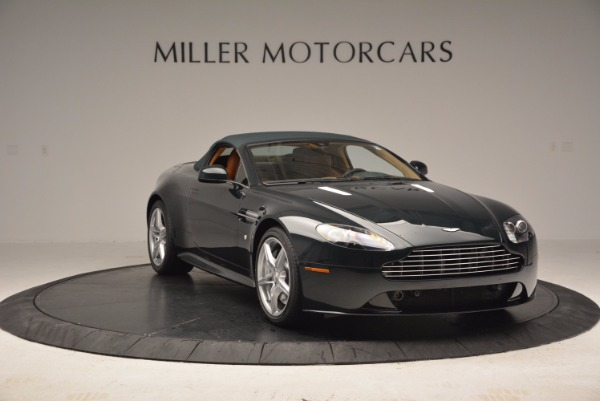 Used 2016 Aston Martin V8 Vantage S Roadster for sale Sold at Alfa Romeo of Greenwich in Greenwich CT 06830 18