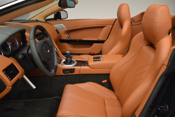 Used 2016 Aston Martin V8 Vantage S Roadster for sale Sold at Alfa Romeo of Greenwich in Greenwich CT 06830 19