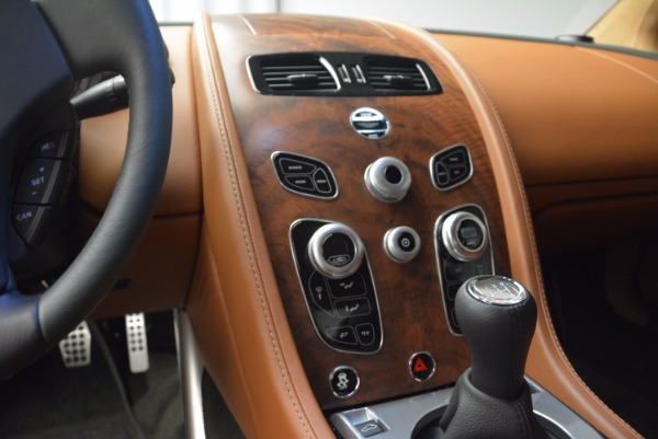 Used 2016 Aston Martin V8 Vantage S Roadster for sale Sold at Alfa Romeo of Greenwich in Greenwich CT 06830 25
