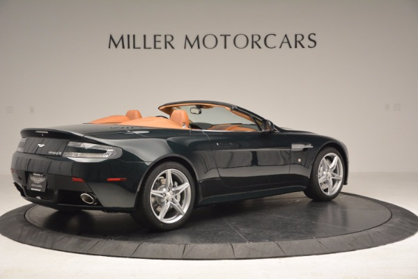 Used 2016 Aston Martin V8 Vantage S Roadster for sale Sold at Alfa Romeo of Greenwich in Greenwich CT 06830 8