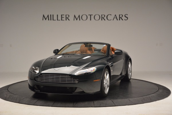 Used 2016 Aston Martin V8 Vantage S Roadster for sale Sold at Alfa Romeo of Greenwich in Greenwich CT 06830 1