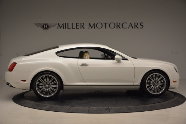 Used 2008 Bentley Continental GT Speed for sale Sold at Alfa Romeo of Greenwich in Greenwich CT 06830 10