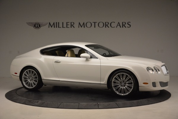 Used 2008 Bentley Continental GT Speed for sale Sold at Alfa Romeo of Greenwich in Greenwich CT 06830 11