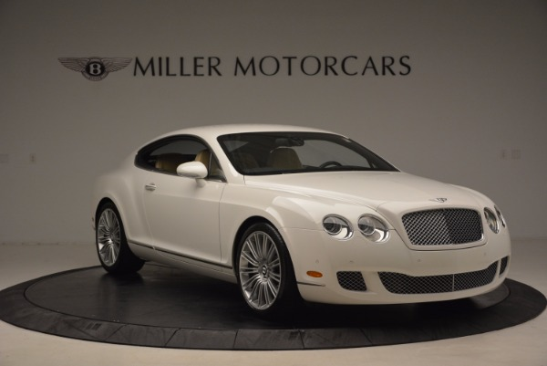 Used 2008 Bentley Continental GT Speed for sale Sold at Alfa Romeo of Greenwich in Greenwich CT 06830 12