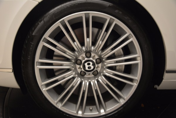 Used 2008 Bentley Continental GT Speed for sale Sold at Alfa Romeo of Greenwich in Greenwich CT 06830 17