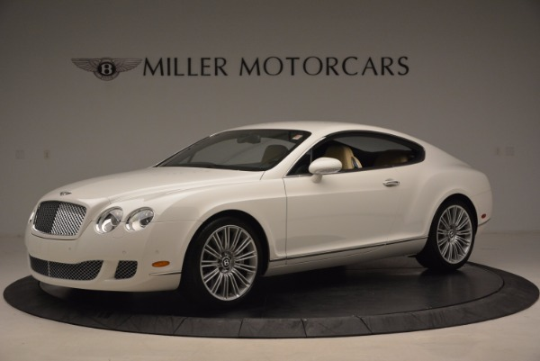 Used 2008 Bentley Continental GT Speed for sale Sold at Alfa Romeo of Greenwich in Greenwich CT 06830 2