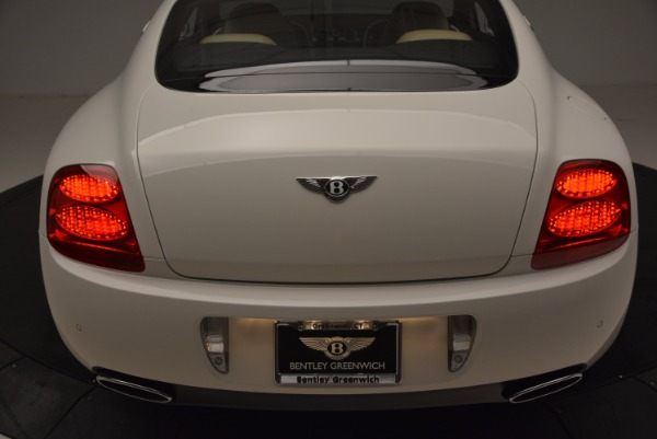 Used 2008 Bentley Continental GT Speed for sale Sold at Alfa Romeo of Greenwich in Greenwich CT 06830 28