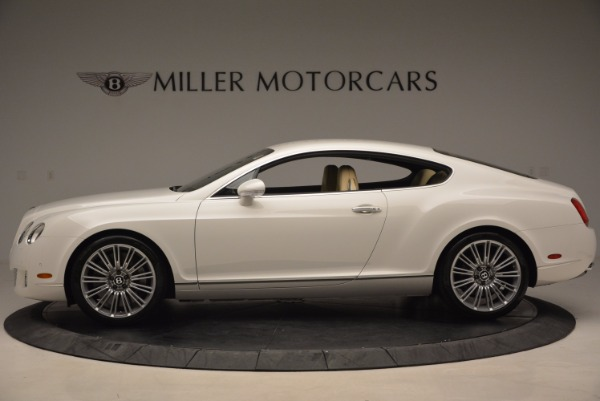 Used 2008 Bentley Continental GT Speed for sale Sold at Alfa Romeo of Greenwich in Greenwich CT 06830 3