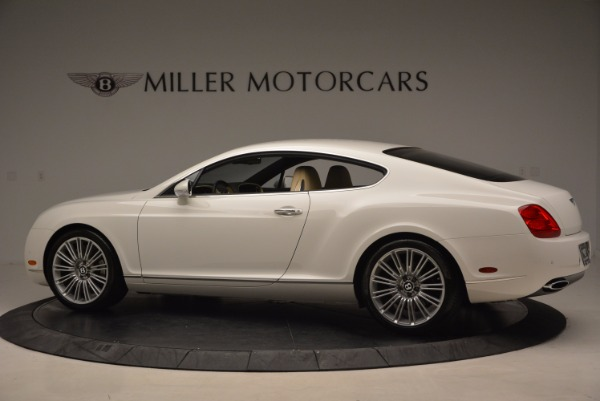Used 2008 Bentley Continental GT Speed for sale Sold at Alfa Romeo of Greenwich in Greenwich CT 06830 4