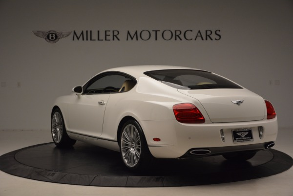 Used 2008 Bentley Continental GT Speed for sale Sold at Alfa Romeo of Greenwich in Greenwich CT 06830 6