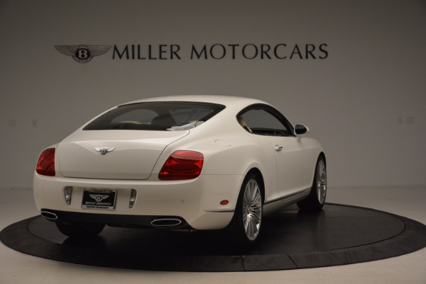 Used 2008 Bentley Continental GT Speed for sale Sold at Alfa Romeo of Greenwich in Greenwich CT 06830 8