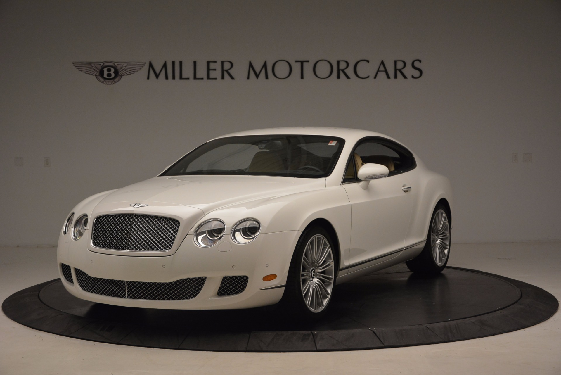 Used 2008 Bentley Continental GT Speed for sale Sold at Alfa Romeo of Greenwich in Greenwich CT 06830 1