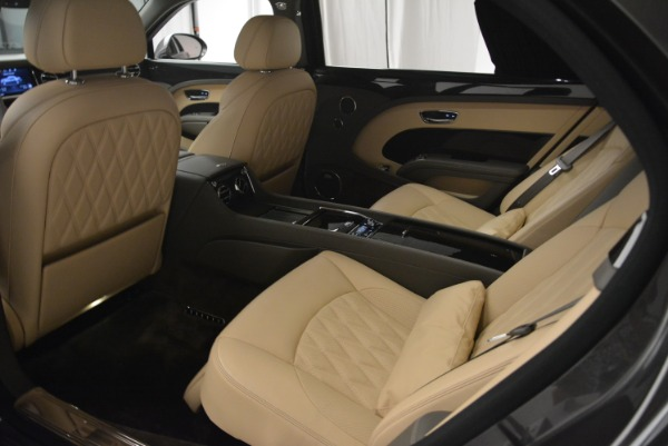 Used 2017 Bentley Mulsanne EWB for sale Sold at Alfa Romeo of Greenwich in Greenwich CT 06830 17