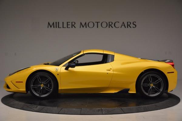 Used 2015 Ferrari 458 Speciale Aperta for sale Sold at Alfa Romeo of Greenwich in Greenwich CT 06830 14