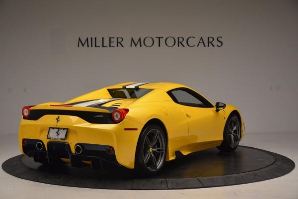 Used 2015 Ferrari 458 Speciale Aperta for sale Sold at Alfa Romeo of Greenwich in Greenwich CT 06830 17