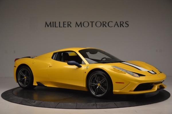 Used 2015 Ferrari 458 Speciale Aperta for sale Sold at Alfa Romeo of Greenwich in Greenwich CT 06830 19