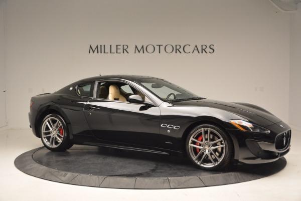 Used 2015 Maserati GranTurismo Sport Coupe for sale Sold at Alfa Romeo of Greenwich in Greenwich CT 06830 10